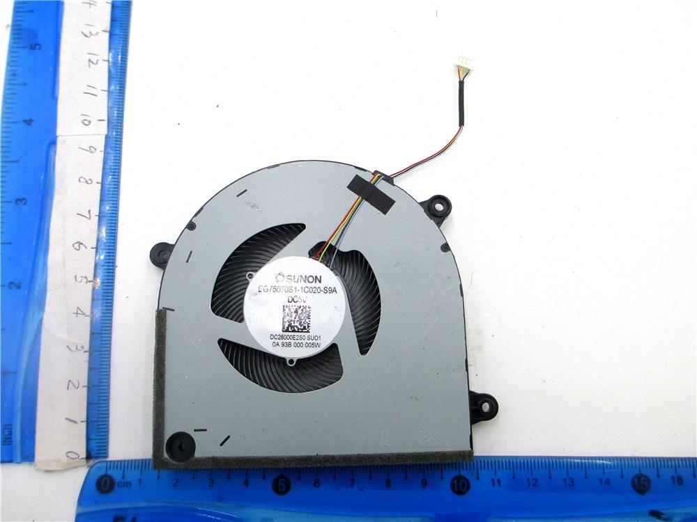 SUNON-مروحة تبريد للكمبيوتر المحمول ، مروحة لـ DFS200105BB0T FLGC DC 5V 0.5A DC28000E2F0 ، أصلي ، جديد