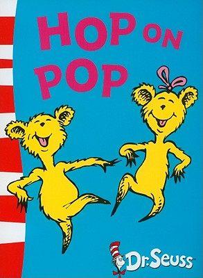 HOP ON POP por Dr Seuss libros de cuentos para niños bebé aprendiendo inglés para niños aprender inglés juguetes educativos