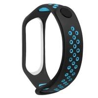for xiaomi mi band 3 watch strap for mi band 3 strap sport silicone watch wrist bracelet strap accessories smart bracelet