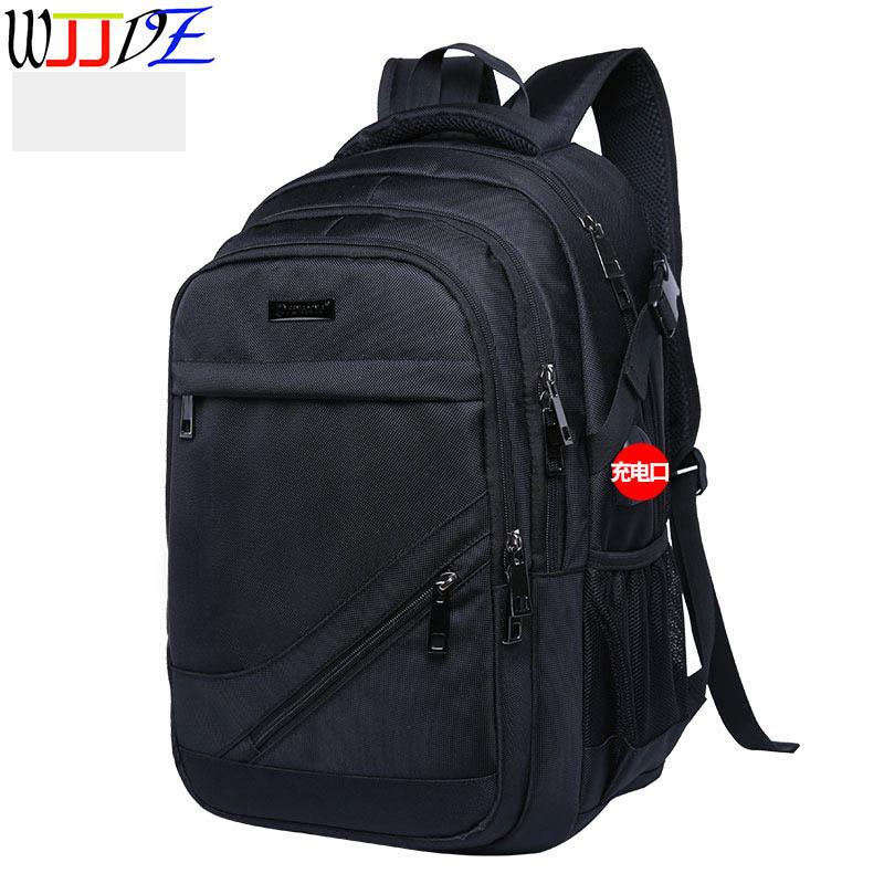 Водонепроницаемый рюкзак для компьютера 17,3 дюйма, многофункциональный рюкзак, вместительный школьный ранец, уличные сумки wjdz