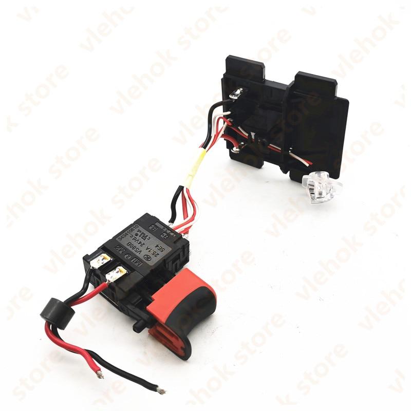 Interruptor para Metabo Acessórios da Ferramenta de Poder Parte Ferramentas Elétrica Sb18 Bs18 Bs18quick 343410610