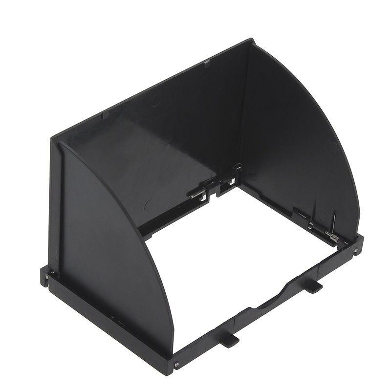 Para Hubsan H501S H501A H109S H502S H107D Control remoto Hood sombra FPV2 H901A parasol protector solar plegable