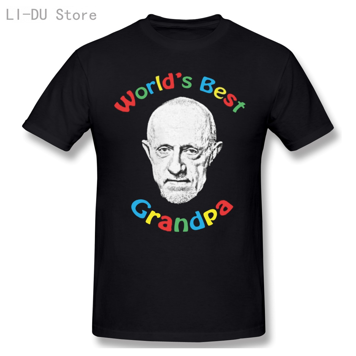 O melhor avô do mundo masculino a quebrar a camisa do laboratório de metanfetamina má ..