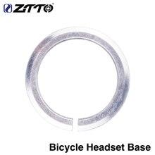 ZTTOMTB fahrrad kopfhörer basis ring aluminium legierung dichtung crown durchmesser für 28,6 gerade gabel 44mmMTB fahrrad kopfhörer