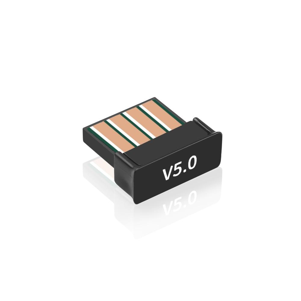 Mini Bluetooth 5,0 transmisor de Audio USB Dongle para auricular con Altavoz Bluetooth teclado Impresora inalámbrica Dater receptor de música