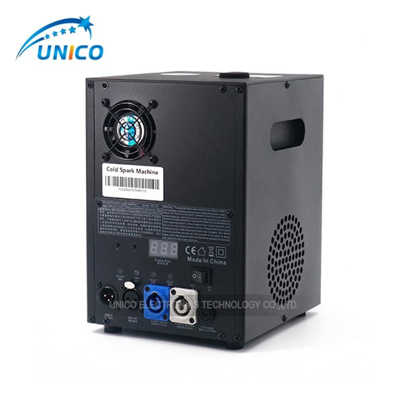 600W холодная электроэрозионного станка DMX пульт дистанционного управления холодные Салюты фонтан сценический электроэрозионного станка дл...