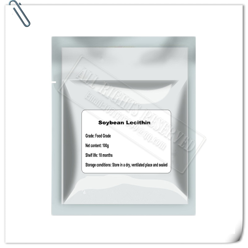 Soy Lecithin Phospholipid Food Emulsifier Nutrition Enhancer
