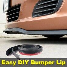 Lèvres de déflecteur pour le siège Altea   Jupe de becquet avant pour TopGear Friends, vue de réglage de voiture/Kit de carrosserie/bande