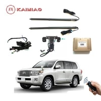 car trunk accessories for toyota land cruiser automatic gate electric tail gate lift with oem suction lock
