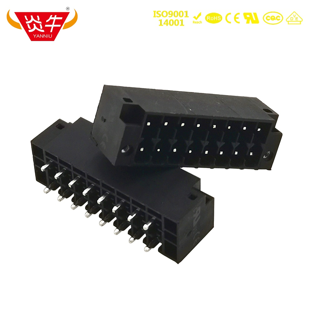3.5mm 15EDGVHCM KF2EDGSVMG DMCV 1,5/ 4-G1F-3,5-LR P35 - 1053974 PCB CONNECTOR PLUGGABLE PLUG-IN TEMINAL BLOCKS PHOENIX CONTACT