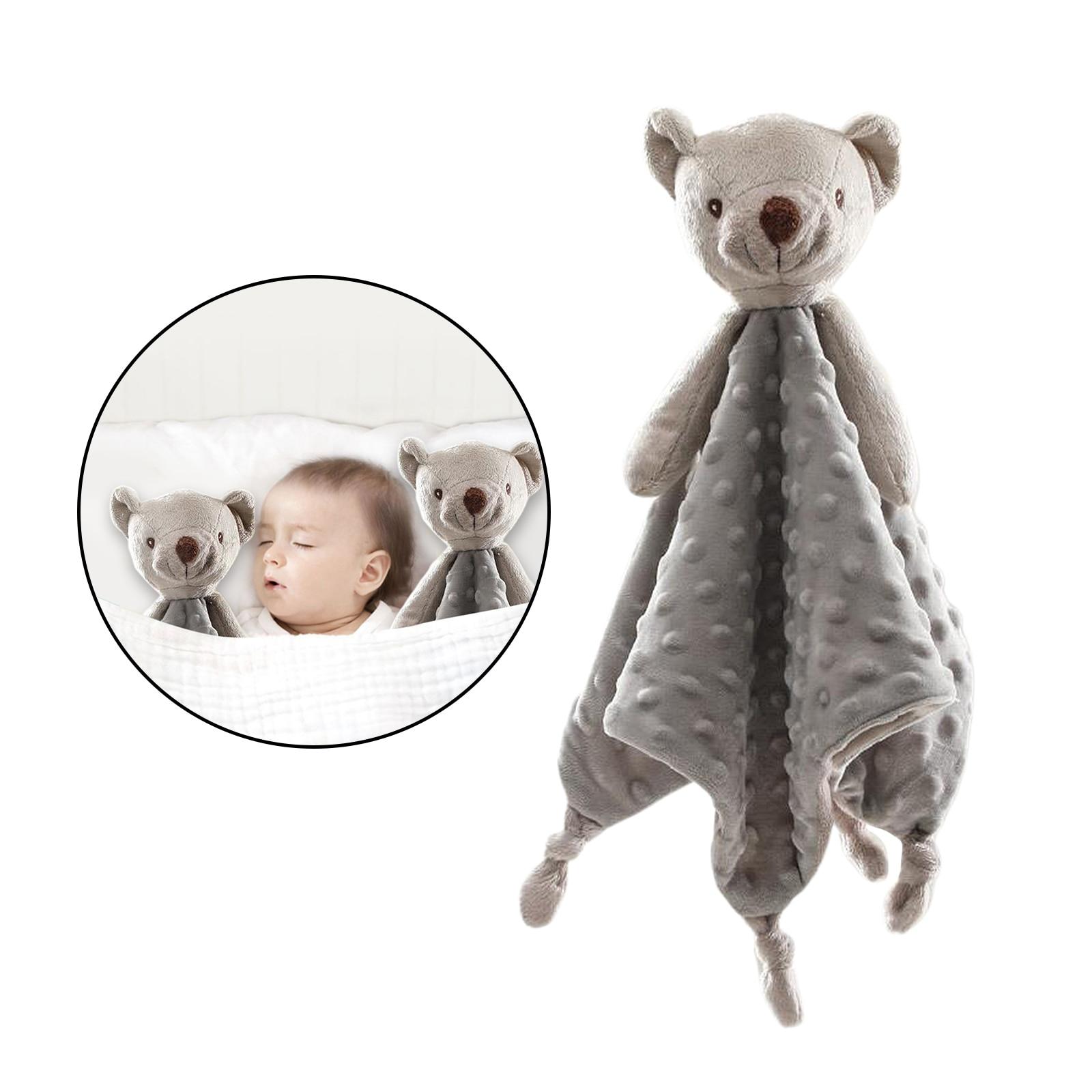 Baby Soothing Toys Security Blanket Baby Appease Saliva Towel Towel Baby Swing