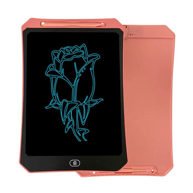 Мини 15-дюймовая маленькая доска, ЖК-планшет, магнитная доска для девочек и мальчиков, граффити, Электронная Меловая краска, письменная доска