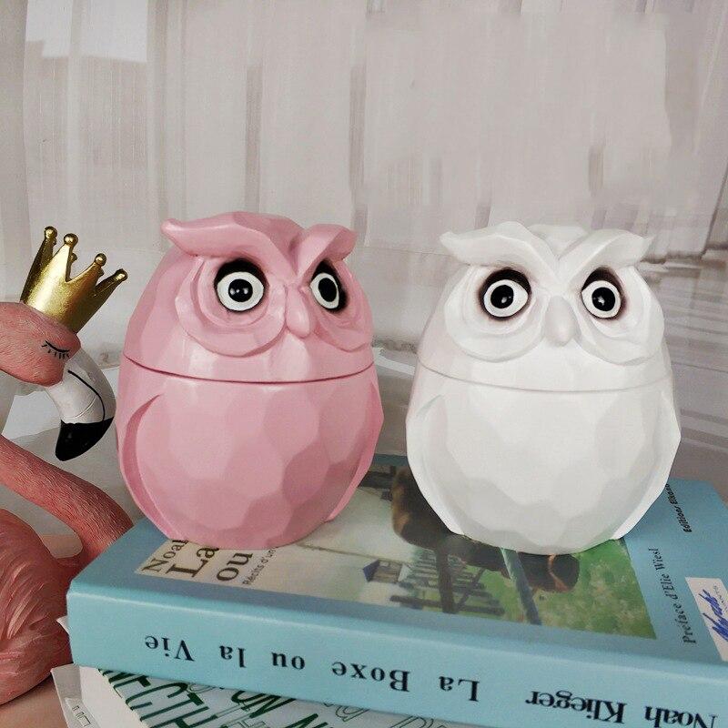 Resin Baby Tooth Box Creative and Cute Teeth Lanugo Umbilical Cord Organizer Storage Boys Girls Souvenir Case Baby Gifts