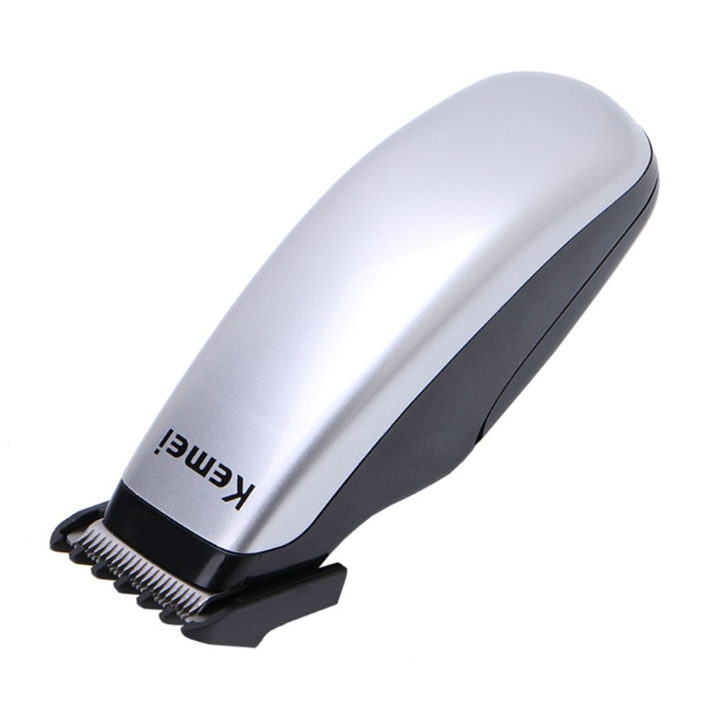 Kemei Mini Hair Trimmer Electric Hair Clipper KM-666 Male Beard Barber Razor Hair Cutter Machine Mute Electric Shaver недорого