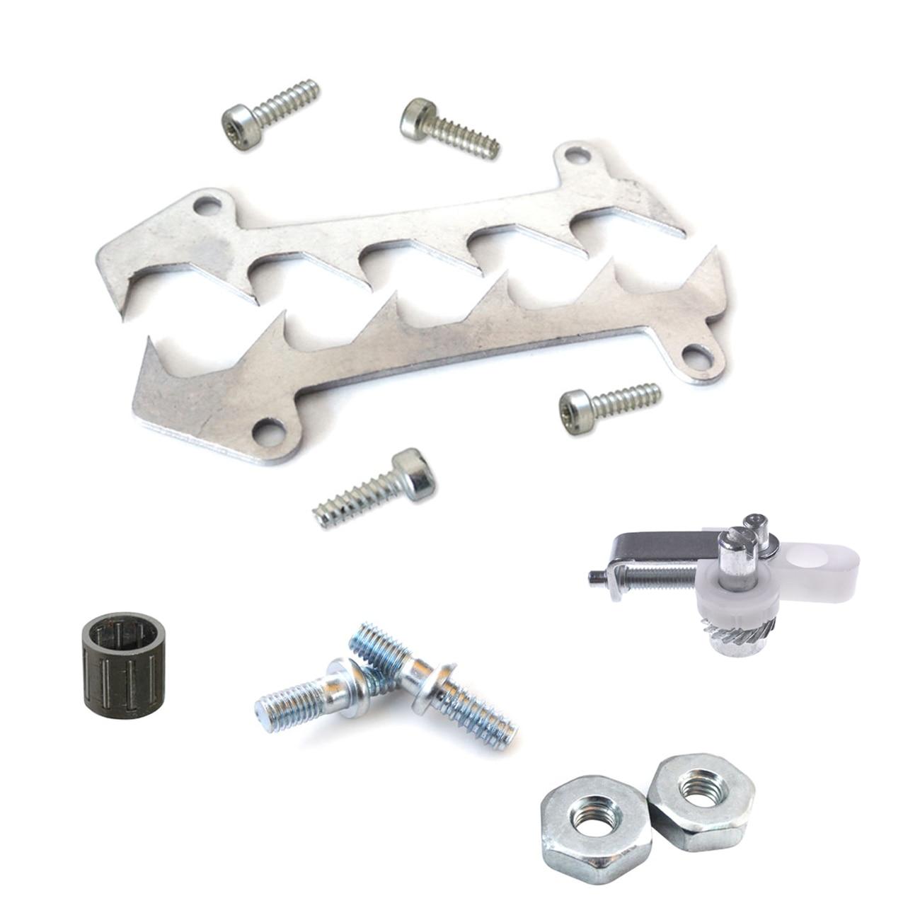 Натяжитель цепи, подшипник, шип для бензопилы STIHL 017 023 025 MS180