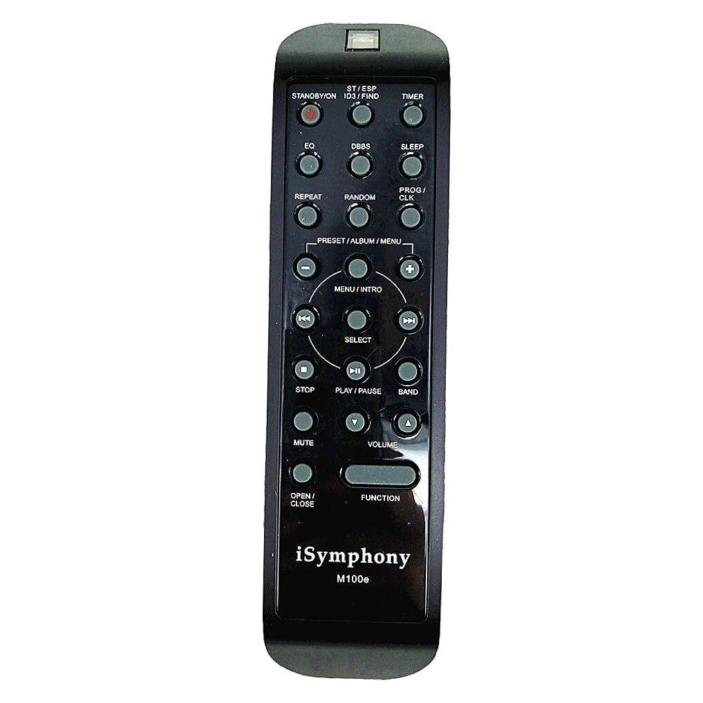 M100e New Original For iSymphony Audio Video Receiver System Player Remote Control
