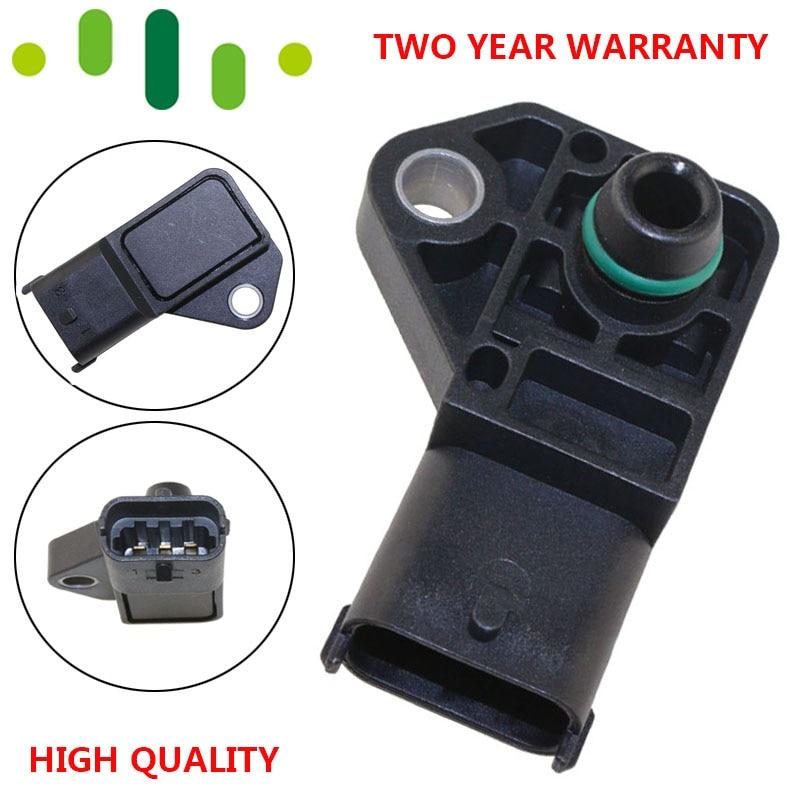 0 261 230 101 71741115 Manifold Boost Pressure MAP Sensor For ALFA ROMEO 159 BRERA SPIDER 3.2 JTS