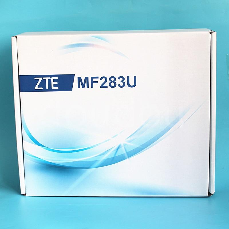 ZTE MF283 4g lte беспроводной маршрутизатор разблокированный MF283U CPE маршрутизатор с 4g антенной с портом rj11 PK huawei B593 E5186 B315 B310