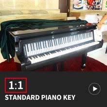 88 touches piano clavier doux portable midi contrôleur numérique synthétiseur retrousser piano débutant Instruments de musique électroniques