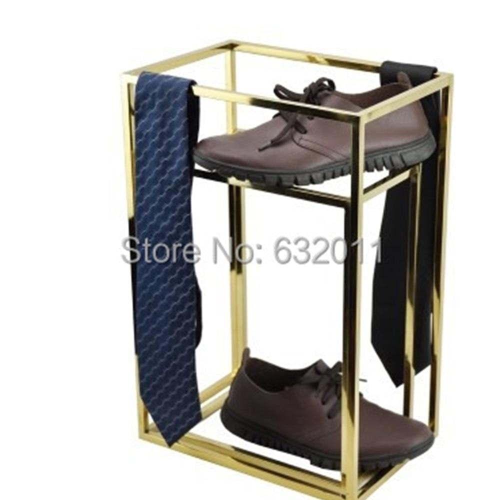 Многофункциональная металлическая вешалка для обуви, галстуков, шарфов