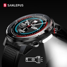 2021 NEW SANLEPUS Smart Watch IP68 Waterproof Smartwatch Men Women Sport Fitness Bracelet Clock For
