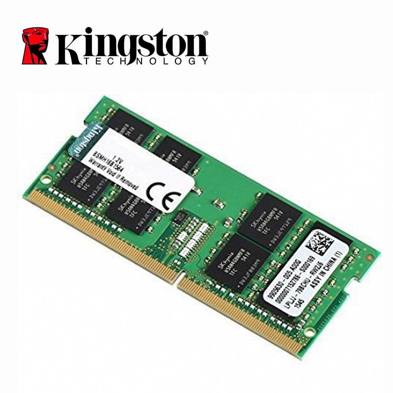 Memória do caderno de 2133 pinos de kingston 4 gb ddr4 1.2 mhz sodimm 260 v cl15 (kcp421ss8/4)