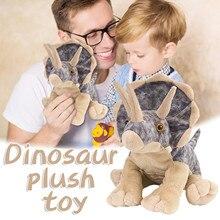 Cartoon Stofftier Dinosaurier Spielzeug Weiche Schöne Dinosaurier Plüsch Puppe Für Kinder Baby Umarmung Puppe Schlaf Kissen Wohnkultur Geschenke