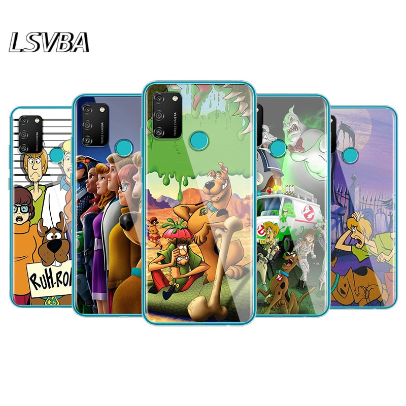 Cartoon Cute SCOOBYDOODOG For Honor V9 Play 3E 8S 8C 8X MAX 8A 2020 Prime 8 7S 7A Pro 7C Phone Case