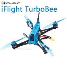 iFlight TurboBee 136RS V2 136mm 4s Micro FPV Race Drone BNF W/ Canopy/HQT3x2 prop/RunCam Nano2 camera/BeeMotor 1104 4200KV motor