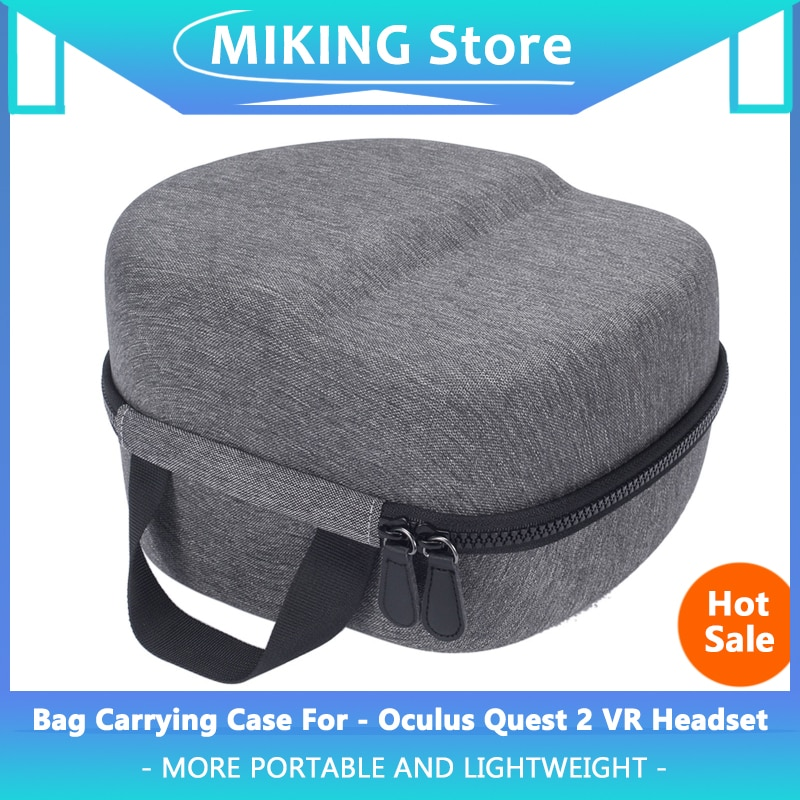 Hard Protective Cover Storage Bag Carrying Case for -Oculus Quest 2 VR Headset 62KA недорого