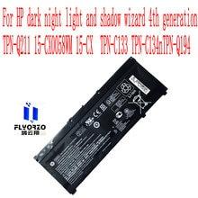 Brand new high quality 4550mAh SR03XL Battery For HP 4th generation TPN-Q211 15-CX0058WM 15-CX TPN-C