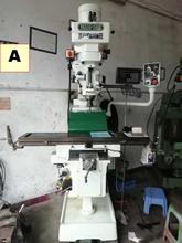 Used milling Machine 5H X Z axis Automatic feeding 3 axis LED digital display DRO 2013