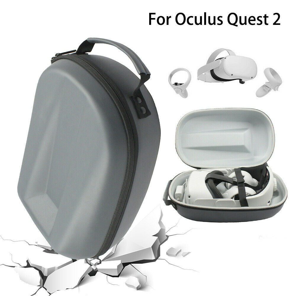 Accesorios para gafas Oculus búsqueda 2 bolsa de almacenamiento a prueba de...
