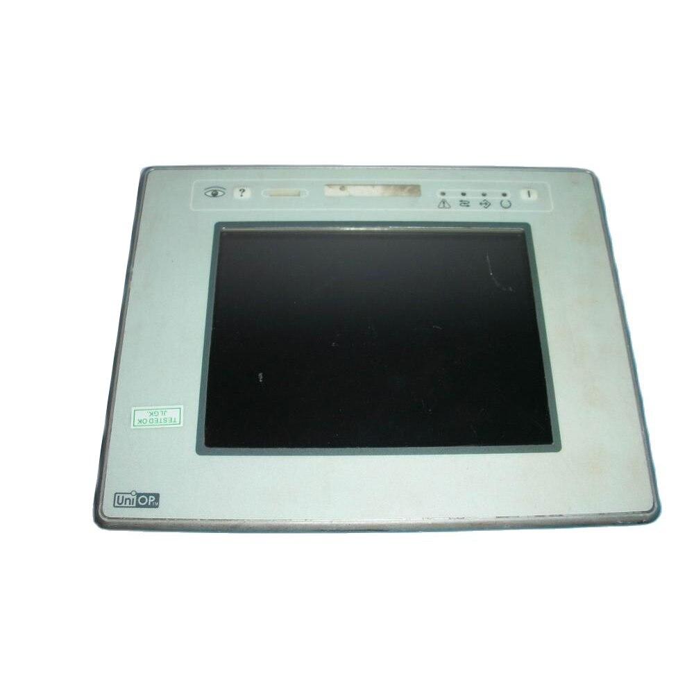 شاشة يونيوب تعمل باللمس ETOP 05-0045 ETOP 05 0045 شاشة HMI لوحة المشغِّل المستخدمة في كوندتون جيدة