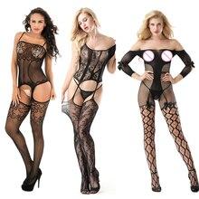 Sous-vêtement érotique pour femmes, Lingerie Sexy, Teddy Lenceria
