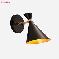 Lâmpadas led modernas de parede, lâmpada de cabeceira simples, nova flexibilidade, ajustável, iluminação de parede, lâmpada para leitura, para áreas internas, e27