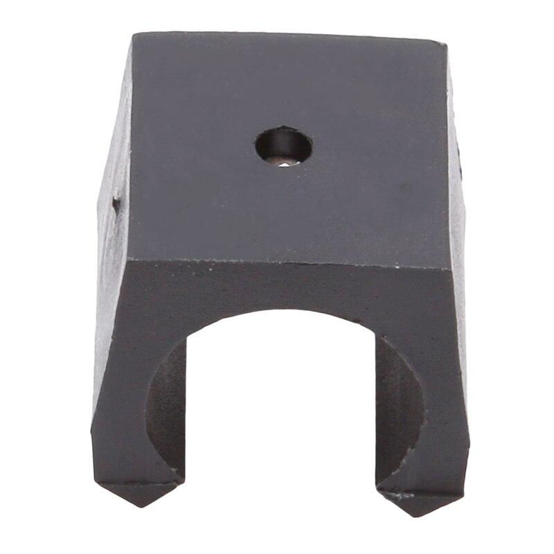 10 unids/bolsa herramienta de billar de plástico taco de billar soporte de...