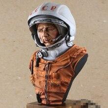 Nouveau kit de modèle buste en résine 1/9 espace aventurier non assemblé et non peint