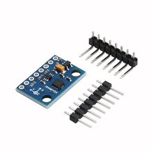 MMA8452 Accelerometer Sensor Module Shield For Arduino Precision Tilt 14BIT Digital Three Axis Accelerator Module GY-45