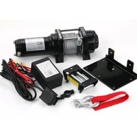 12v24v4500 pounds electric winch atv winch car winch portable winch