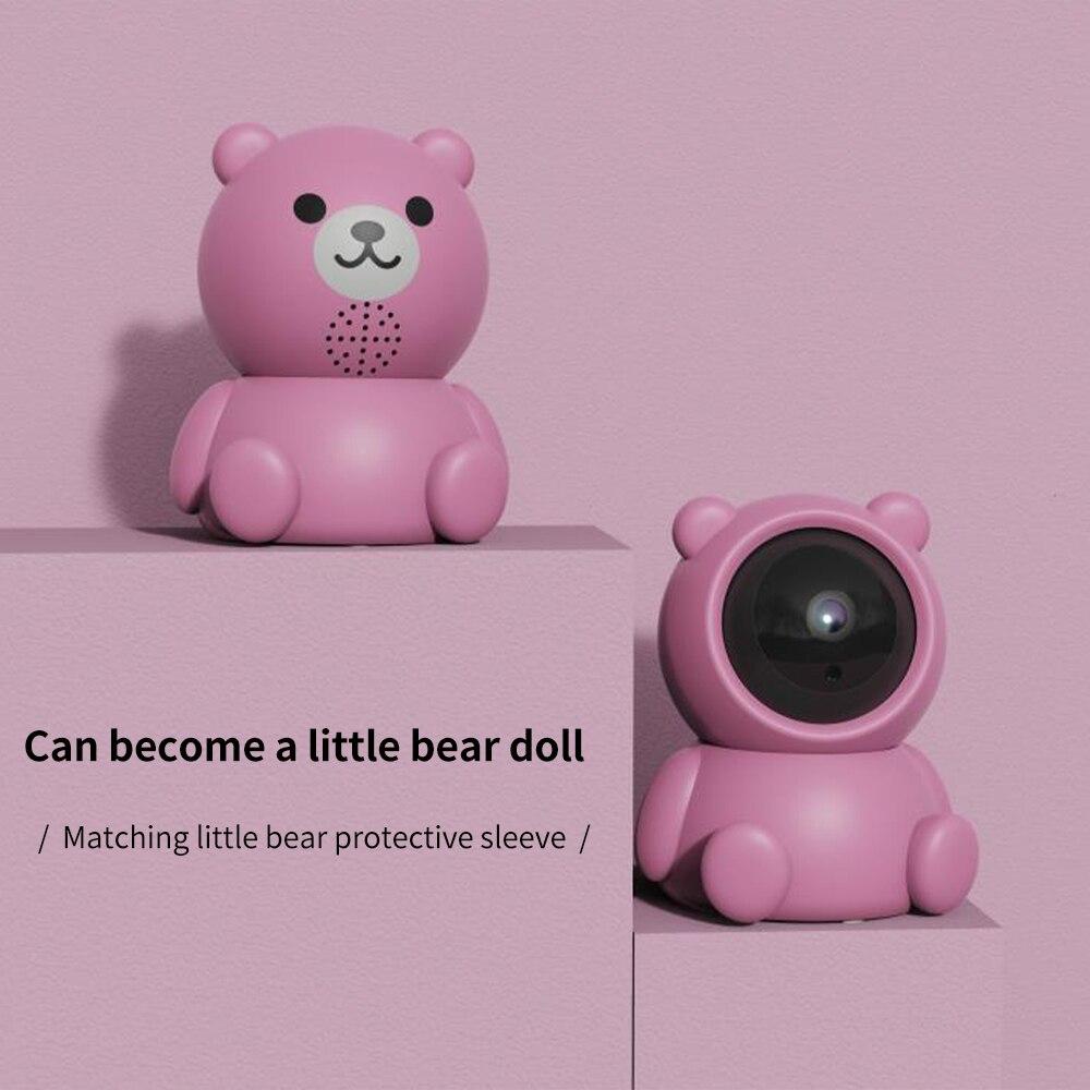 3MP واي فاي كاميرا مراقبة لاسلكية المنزل الذكي كاميرا مراقبة الطفل الأشعة تحت الحمراء للرؤية الليلية كاميرا ويب 1080P ip واي فاي كاميرا YCC365 Plus