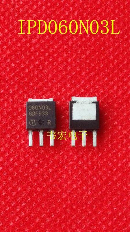Entrega. ipd060n03l ipd060n ipd060n03 livre novo chip de circuito integrado original!