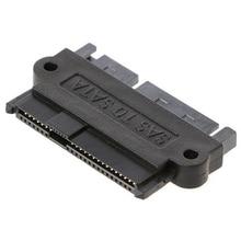 Napęd dysku Raid przejściówka adapter 1 szt. Profesjonalny SFF-8482 SAS 22 Pin na 7 Pin + 15 Pin SATA Hard