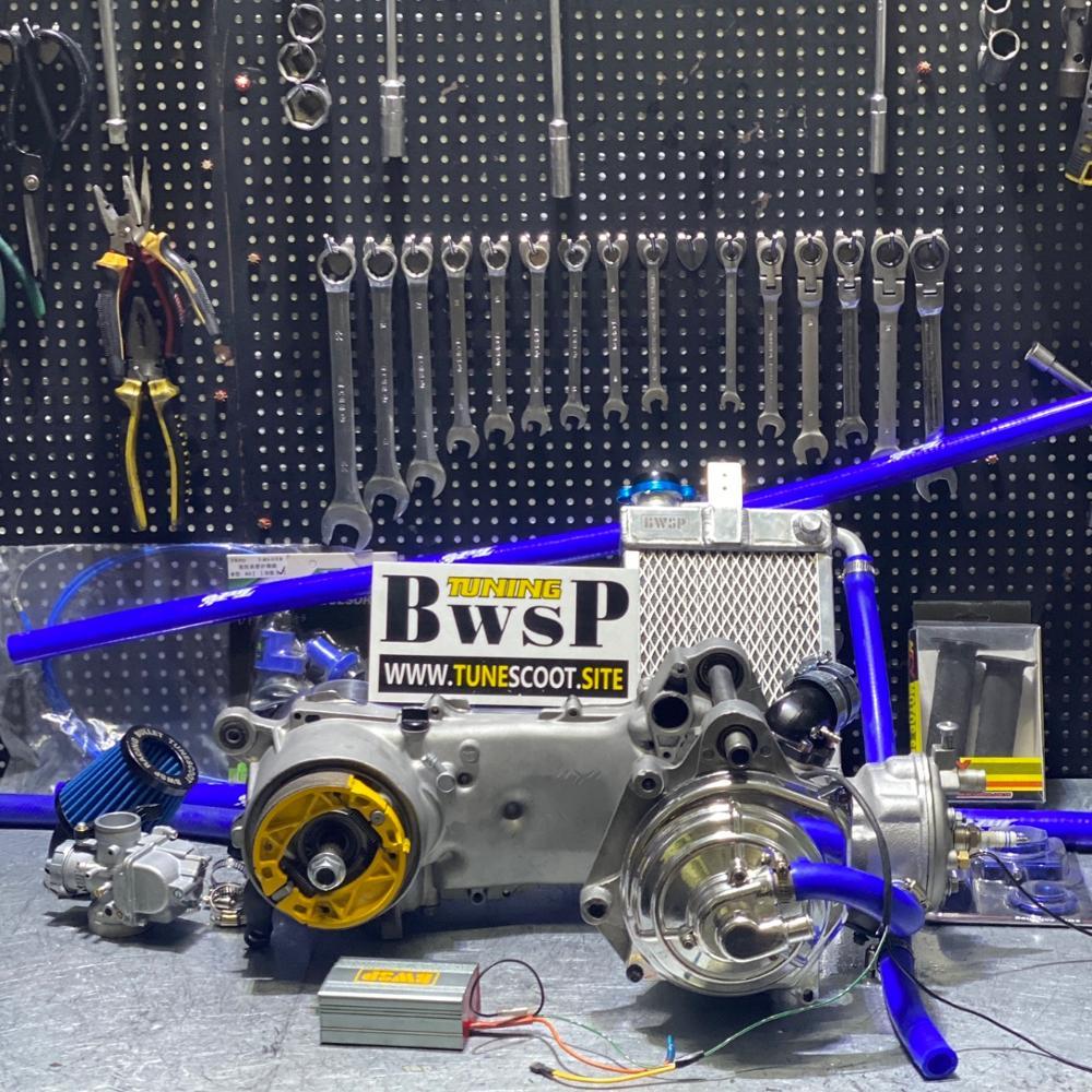JOG Engine 110cc Full Complete Racing Set Big Bore Cylinder Kit Crankshaft Long Stroke 3mm Tuning Parts Jog50 Jog90 By BWSP