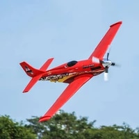 fms p51 dago red v2 1070mm wingspan epo racer rc airplane pnp with reflex flight controller system electric rc aircraft drone