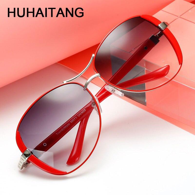 Marca designer de aviação óculos de sol feminino moda luxo grandes tons piloto para mulheres óculos de sol vintage grande senhora