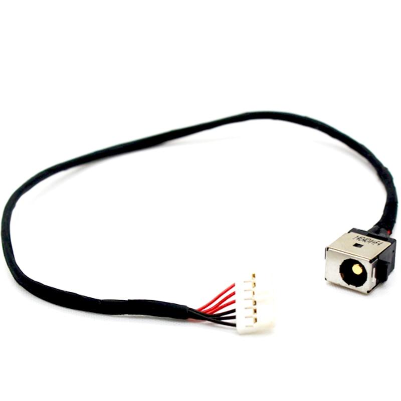 Разъем питания постоянного тока для ноутбука Asus R752LAB R752LKB R752LNB R752M R752MA R752MD R752MJ
