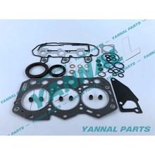 مجموعة حشيات المحرك الكامل لمحرك YANMAR 3TNV76 GGE حفار صغير