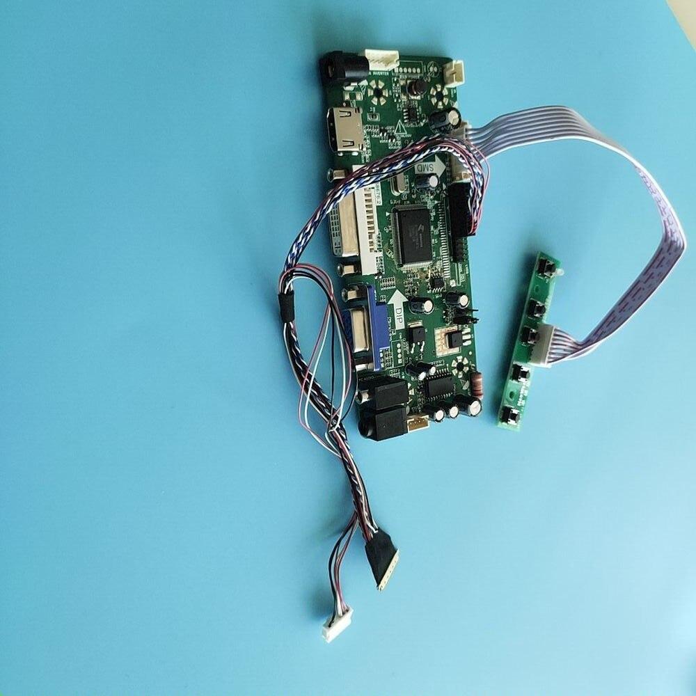 "Kit para LTN154BT08-R03 led diy 1440x900 monitor painel m. nt68676 40pin 15.4 ""display placa controlador dvi hdmi lcd vga"