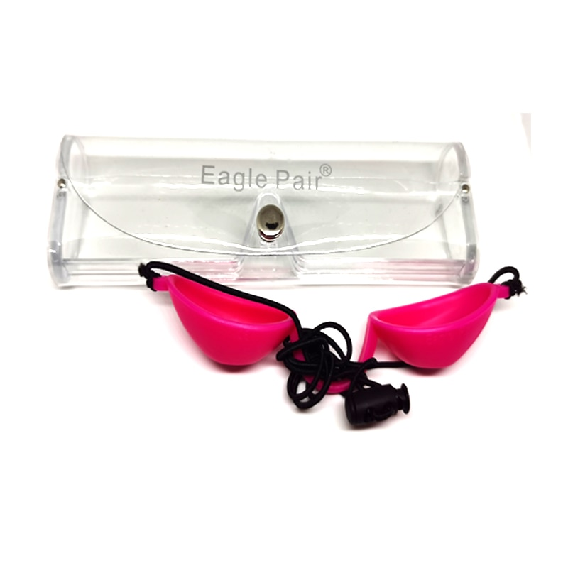 Eagle Pair Red IPL Photon Beauty Protective Eye Mask Laser Wash +% 2F Eyebrow Tattoo Eye Mask для клиентов